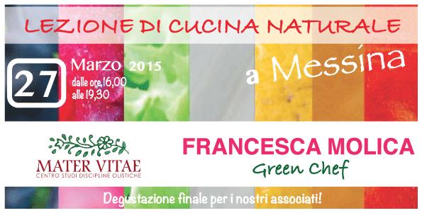Lezioni di Cucina a Messina - Mater Vitae