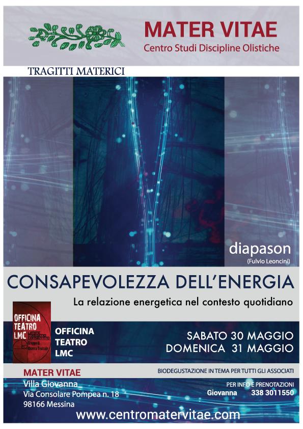 Officina Teatro LMC - Mater Vitae