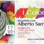 I Colori di Shiva - Alberto Samonà a Mater Vitae