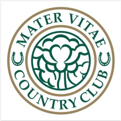 Mater Vitae Country Club Logo