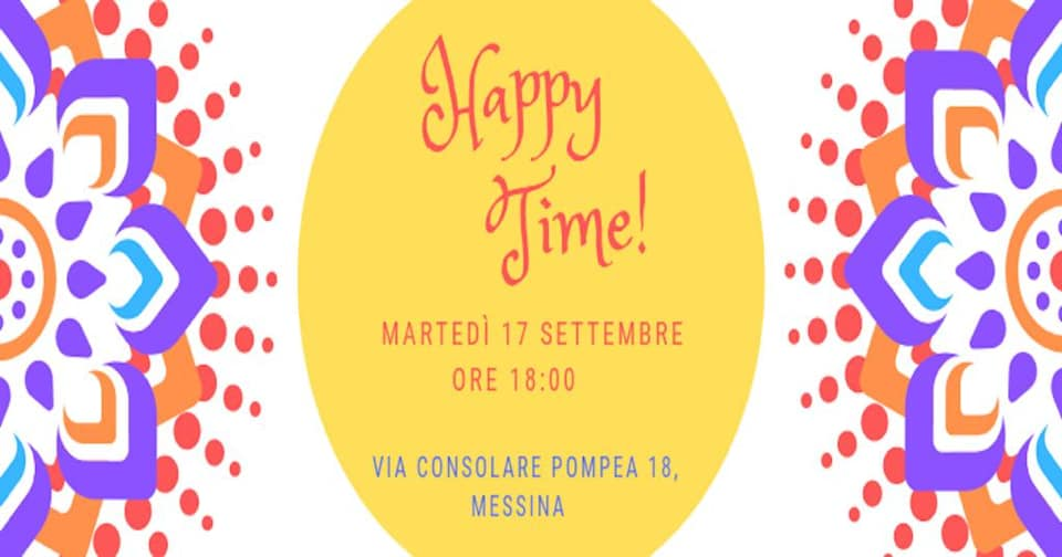 HAPPY TIME - SEDE PACE